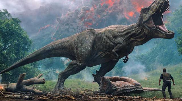 Jurassic World Jurassic World batió el record histórico de recaudación en su primer fin de semana.