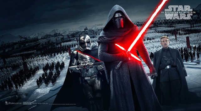 Star Wars La VII entrega de la saga ha sido muy bien valorada por la crítica especializada.