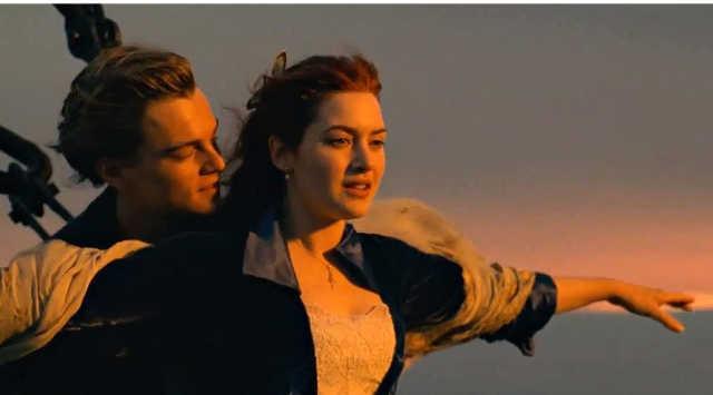 Titanic Titanic es la segunda película más taquillera y la más longeva en esta lista.