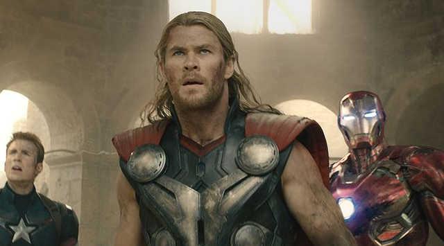 Thor La segunda película de la saga arrasó en taquilla.