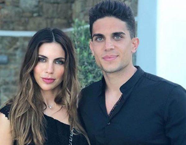 La pareja dio a conocer la noticia por medio de instagram