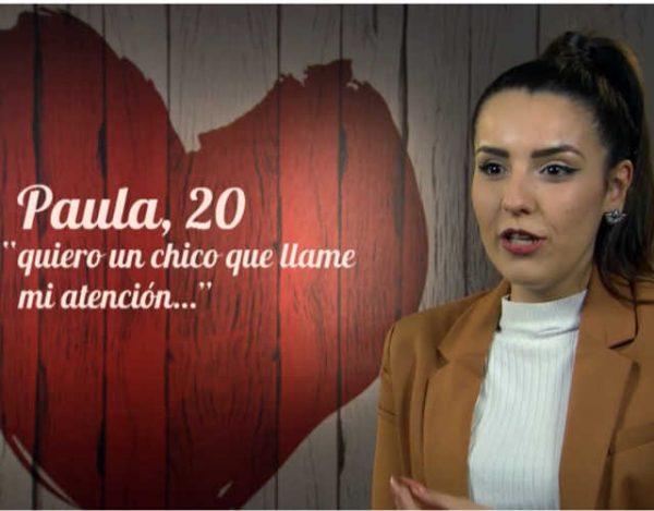 Paula se escandaliza por su cita de First Dates