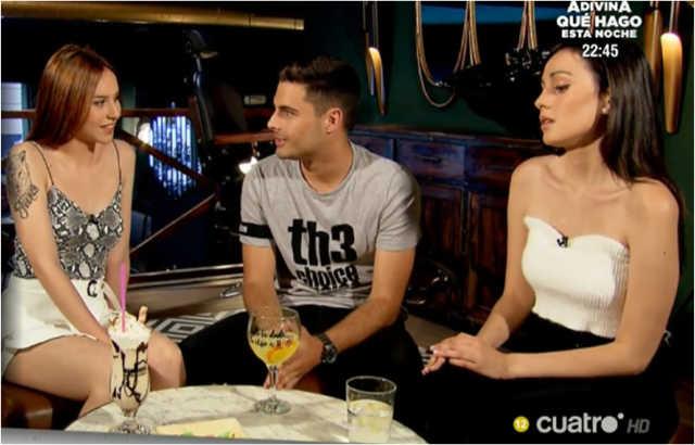 MyHyV, Miguel tiene una cita con Silvia y Abril a la vez