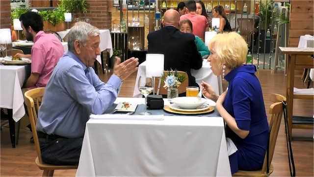Juan Ramon y Loli no repiten cita en First Dates