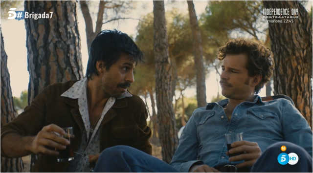 Leo y Bruno trabajan juntos en Brigada Costa del Sol