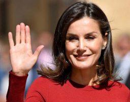 La reina acudió a la clausura del Seminario para Periodistas y Comunicadores
