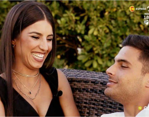 Cristina acaba de llegar pero avanza muy segura con Miguel