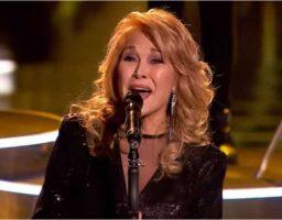 Helena Bianco se clasifica para la final de La Voz Senior