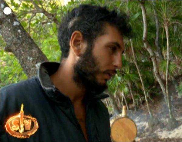 Omar, protagonista de muchos de los mejores momentos de Supervivientes