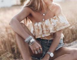Los accesorios pueden levantar cualquier look de verano