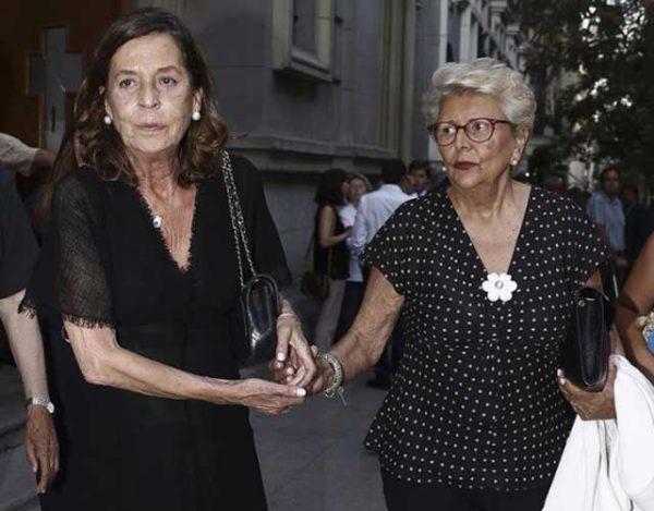 Arturo Fernández recibe una despedida muy especial en su funeral