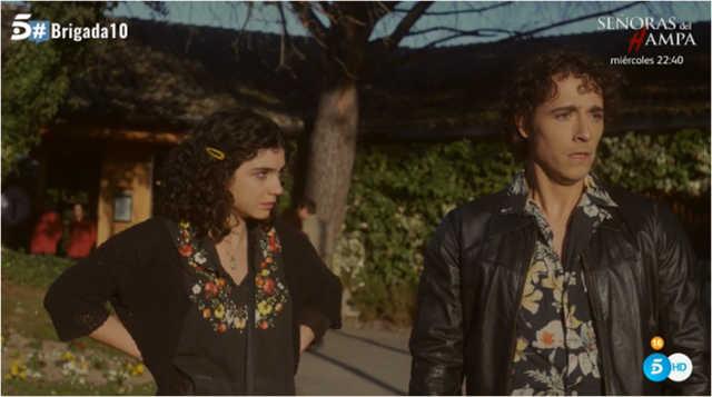 Chino ha vuelto a por Vicky y planean irse definitivamente de Torremolinos
