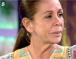 El regreso de Isabel Pantoja tras su paso por Supervivientes