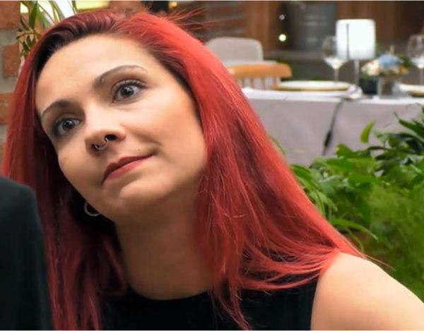 La flamenca Tamara acude a First Dates en busca del amor
