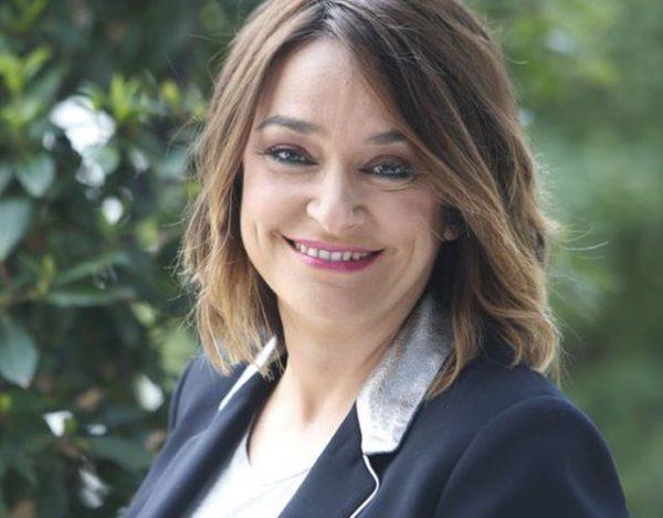 La presentadora se encuentra de vacaciones en Cádiz