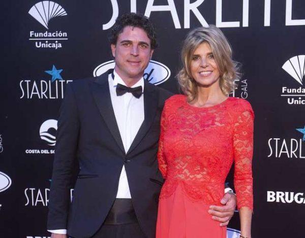 La presentadora acudió a los Starlite 2019