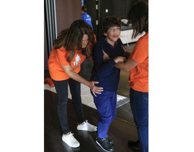 Fabiola Martínez acudió a 'Espejo Público' para hablar de la listeriosis