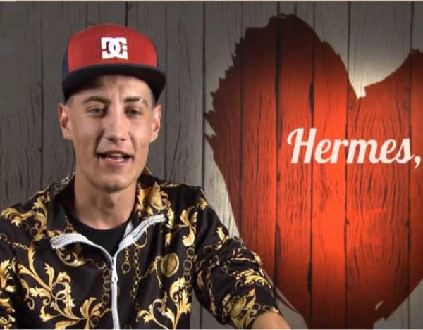 Hermes acude a First Dates a buscar el amor