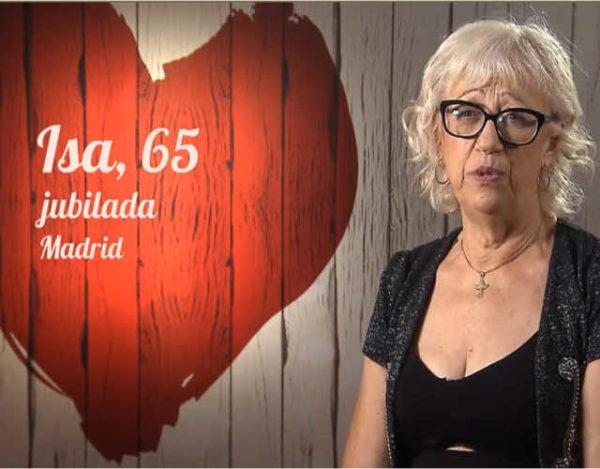 Isa, vive el amor como si fuera una adolescente