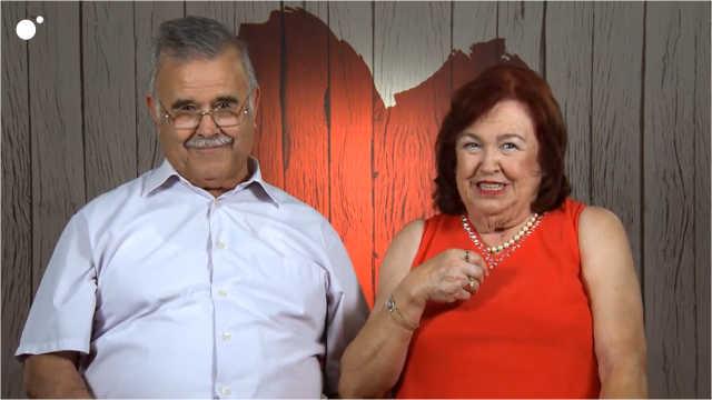 Mari Trini y Diego protagonistas de First Dates