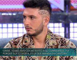 Omar Montes habla en el Deluxe de Isa Pantoja