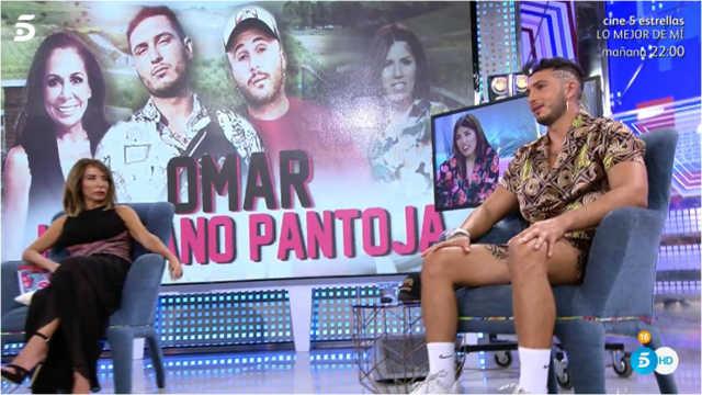 Omar cree que Isa Pantoja sigue enamorada de el