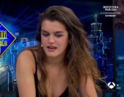 Amaia presenta su primer disco en El Hormiguero