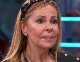 Ana Obregon es la primera expulsada de Masterchef Celebrity