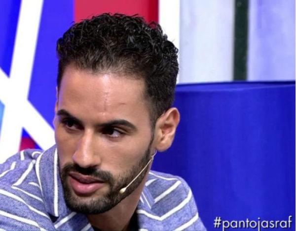 Asraf Beno acude a Salvame Deluxe para hablar de la situacion de Isa con su familia