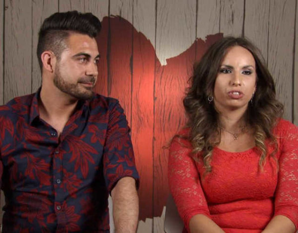 Cita desastrosa de Marc y Beatriz en First Dates