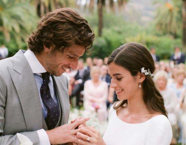 Feliciano realizo una publicación en instagram después de la boda
