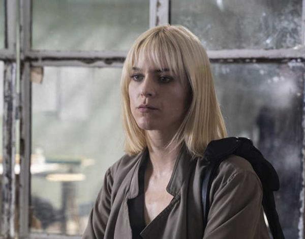 Maggie Civantos es una de las protagonistas de Malaka