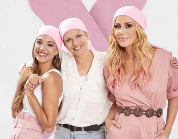 Lucha contra el cáncer : Marta Sánchez y Ana Guerra la apoyan