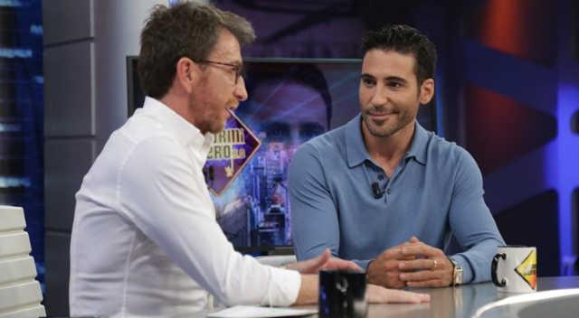 Silvestre habla de su carrera profesional en El Hormiguero