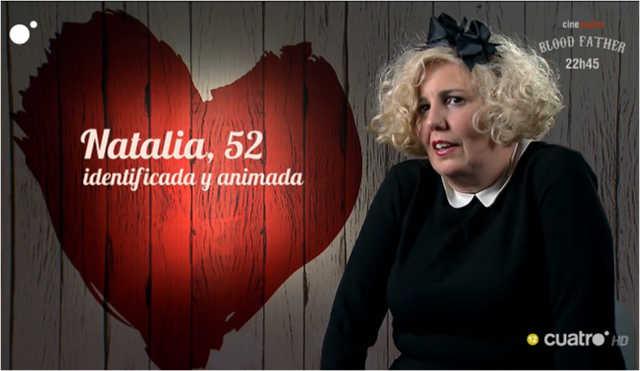 A Natalia le encanta parecerse a Hello Kitty