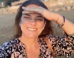 La presentadora publicó unos stories en su instagram
