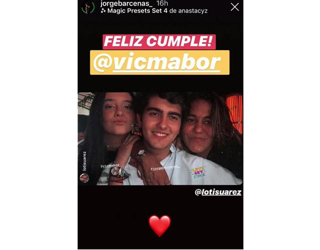 La nieta de Juan Carlos celebró su cumpleaños número 19