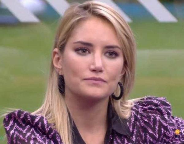 Alba Carrillo no olvida a Feliciano