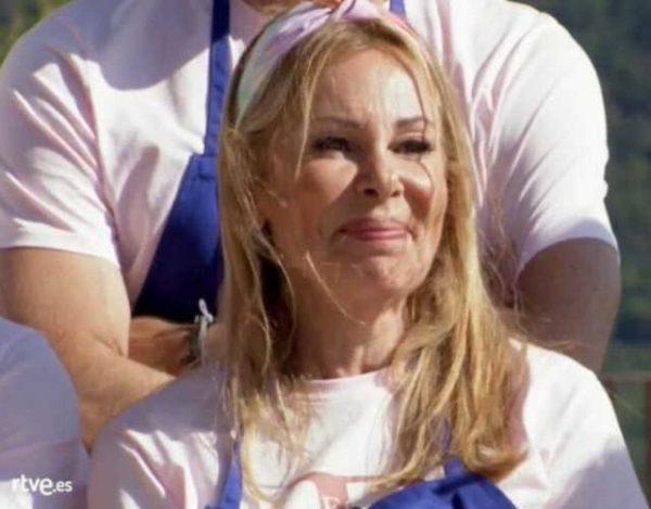 Ana Obregón, vuelve a Masterchef
