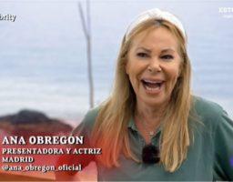 Ana Obregón debe abandonar Masterchef por segunda vez
