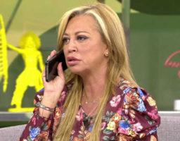 Belén Esteban afirma que Fidel Albiac ha perdido fuerza en Mediaset
