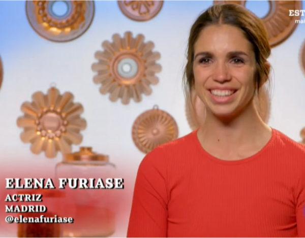 Elena Furiase es una de las expulsadas de Masterchef Celebrity
