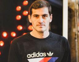 Casillas compartió con sus seguidores de instagram una imagen