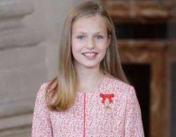 La princesa de 13 años dará su primer discurso en los premios