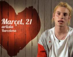 Marcel es un chico extrovertido y valiente