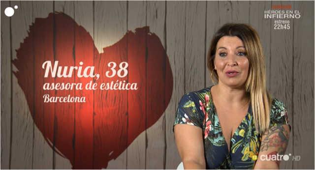 Nuria ha encontrado a su media naranja en First Dates