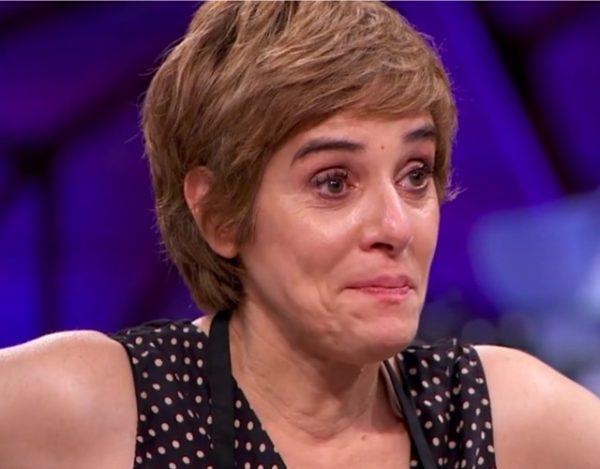 Anabel Alonso abandona Masterchef entre lágrimas