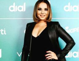 La cantante compartió un recuerdo en las redes con sus seguidores