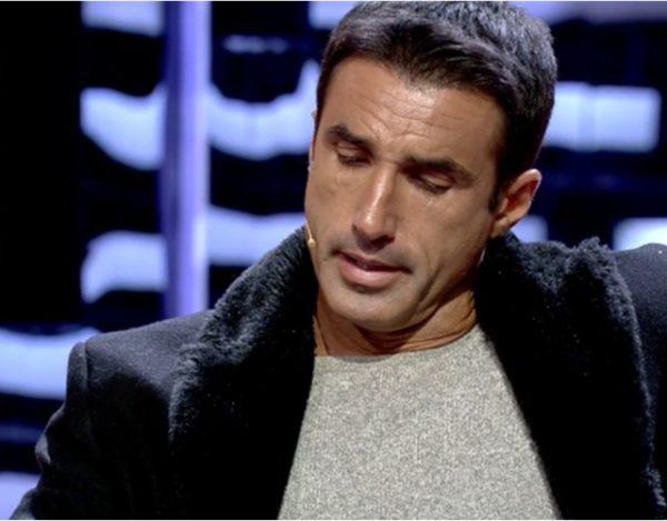 Hugo, el marido de Adara, se viene abajo al ver las imágenes de su mujer con Gianmarco