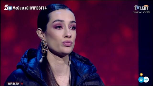 Adara se enfrenta a Cristina Tárrega